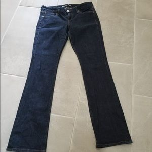 Express Low-rise Boot Leg Women's Jeans